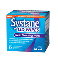 Product:Systane® LID WIPES