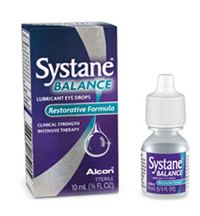 Product:Systane® BALANCE Lubricant Eye Drops